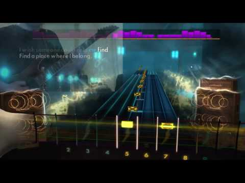 Three Days Grace-I am Machine 95% Rocksmith 2014