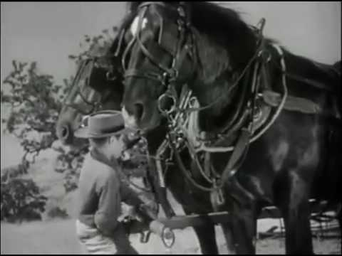 The Rifleman S01E02 Home Ranch