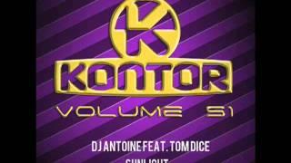DJ Antoine feat. Tom Dice - Sunlight (DJ Antoine vs. Mad Mark Original Mix)
