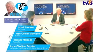 PAF – Patrice Carmouze and Friends – Emission du 17 mai 2019