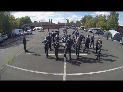 Wales and West Region Field Training Day 17.09.17 - Full Band, Merseyside Wing (Fixed Camera)
