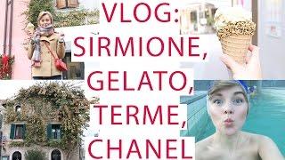 VLOG: GARDA, SIRMIONE, TERME, CHANEL. Сирмионе, Шанель, озеро Гарда, термы и домашний ужин(Привет, мои хорошие! В этом видео влоге я вам покажу один из сААААмый любимых городов в Италии - Сирмионе!..., 2016-02-17T07:20:06.000Z)