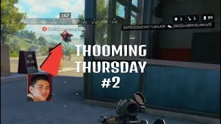 THOOMING THURSDAY 2 | BLACK OPS 4 FUNNY CLIPS