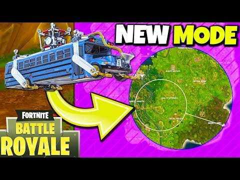 RIP Regular SMG + New GAME MODES In FORTNITE UPDATE (Patch Notes)   Chaos