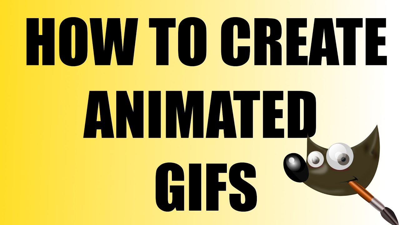 How to create animated gif gimp 47 youtube how to create animated gif gimp 47 negle Choice Image