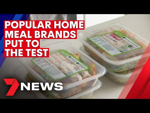 Meal plan road test: Popular brands put to the test for quality and customer service | 7NEWS