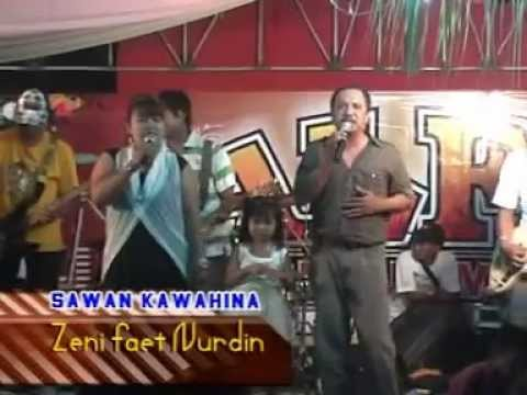 SAWAN KAMAHINA zeni & NURDIN SAHARA