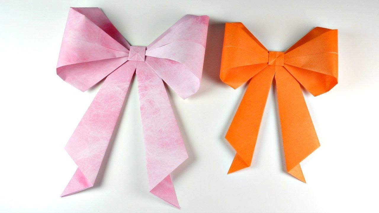 origami lazo