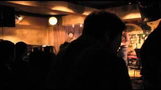 2011年12月5日 梅地追悼ライブ@JIROKICHI ムーンライダーズのカバーです。