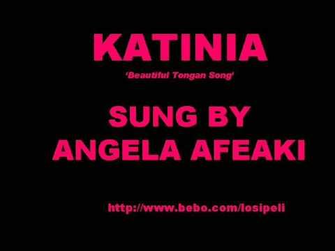Katinia - By Angela Afeaki