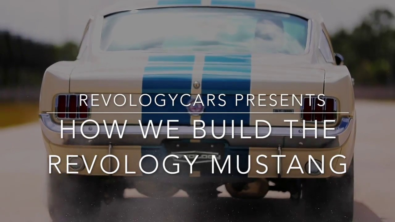 How We Build The Revology Mustang Wiring Harness Youtube