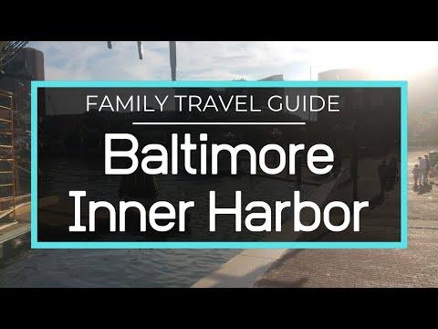 Day 4 - Baltimore, Maryland - Inner Harbor, Hotel Monaco, The Fudgery