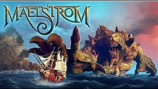 Maelstrom - WARSHIPS, SEA MONSTERS and TREASURE - Maelstrom Gameplay