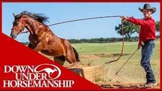 Clinton Anderson: Method Ambassador Wyatt Watkins - Downunder Horsemanship