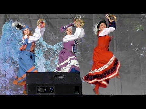 Буре, Гальярда, Бранль:  Средневековые танцы на Княжем + мастер класс