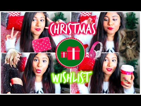 Christmas Wishlist 2014 | What I Want for Christmas!