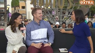The Bachelor Sean Lowe's Wedding Date: Did Tom Bergeron Accidentally
