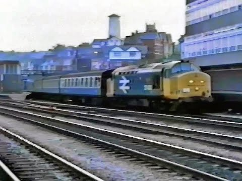 Newport Station Traffic 1988/89