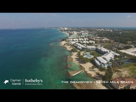 The Grandview, Seven Mile Beach | Cayman Islands Sotheby's Realty | Caribbean
