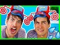 BEST DUNK HAT CHALLENGE! W/ ANTHONY PADILLA
