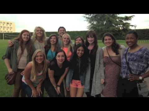 University of Cincinnati France Study Tour ~ Paris & Caen 2014