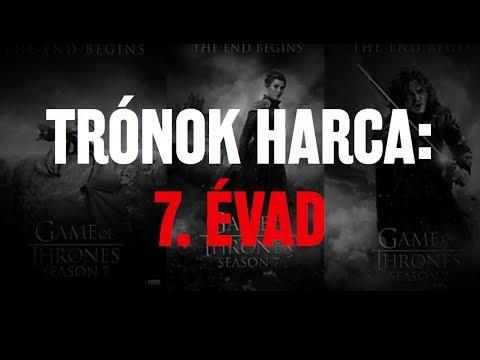 Puzsér és barátai a Trónok harca hetedik évadáról videó letöltése