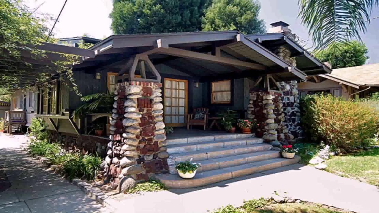 Japanese Style Bungalow House