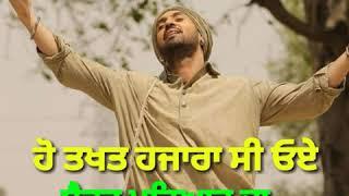 Ranjha new status || Diljit dosanjh
