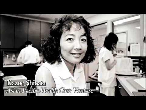 Kazue Shibata, Asian Pacific Health Care Venture