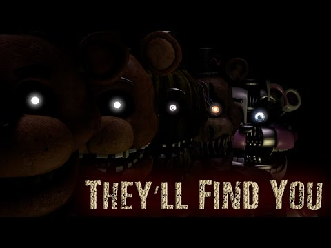 [SFM] [FNAF] They'll Find You by Griffinilla (ft. ChaoticCanineCulture)