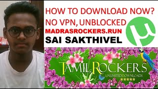 How to download Tamil movies? | Free Download | Tamilrockers.com | Madrasrockers.run | Sai Sakthivel