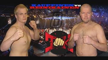 TK8 Kari Kauppinen vs Jari Reinikainen MMA +93