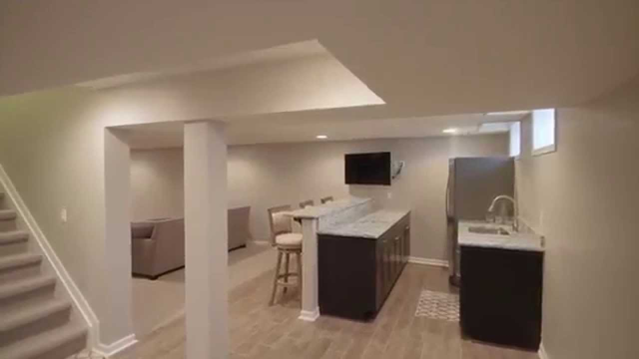 Finished Basement Pics Finished Basement Walkthrough In Northville Mi  Youtube