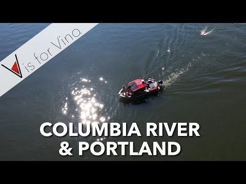 Fishing The Columbia River And Visiting Portland, Oregon