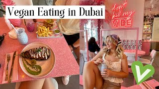 VEGAN EATING IN DUBAI: GROCERIES AND DINING OUT