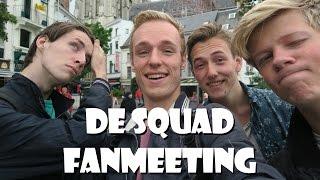 WIL JIJ DE ONS ONTMOETEN? - SQUAD MEETING!!!