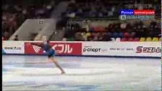 Показательное Выступление Юлии Липницкой!Очень Круто
