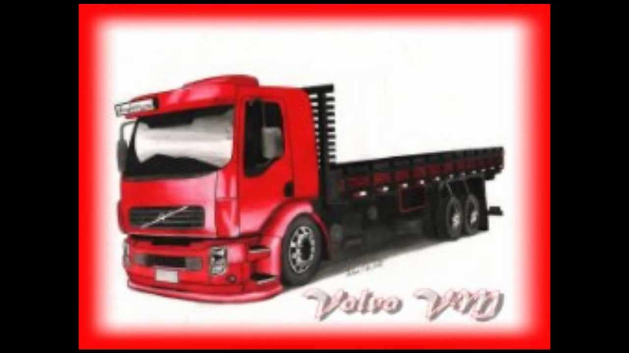 desenhos de caminhões youtube