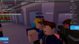 Trying to get suspended in Hilton Hotels (Gone Wrong!) ... (Roblox)