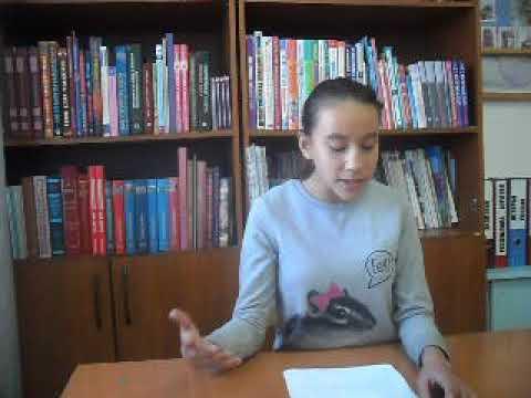 Изображение предпросмотра прочтения – УлитаАгафонова читает произведение «Дурак» И.С.Тургенева