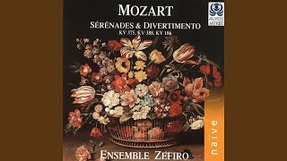 Sérénade No. 11 in E-Flat Major, K. 375: I. Allegro maestoso