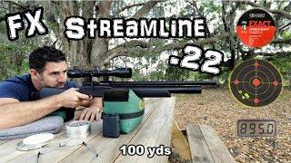 FX Streamline .22 - FULL REVIEW (RDW)