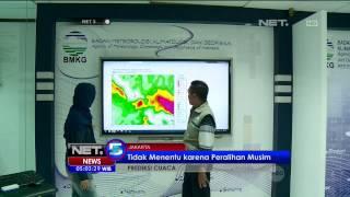 Prakiraan Cuaca BMKG Terbaru - NET5