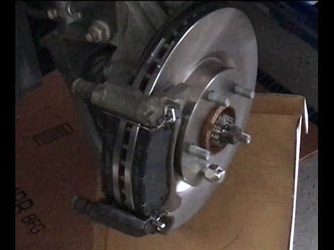 2013 Nissan Altima 2.5 S Front Brake Rotors And Pads