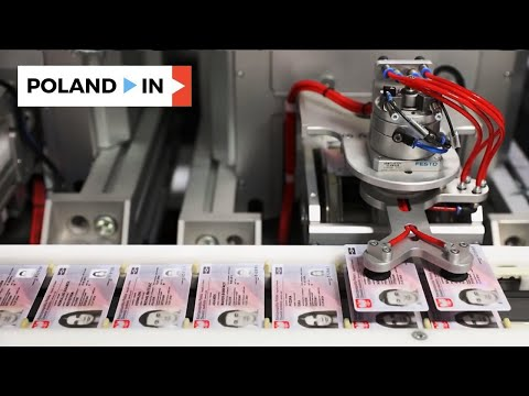 Polish ID Cards With NEW CHIPS - DIGITAL IDENTITY – Poland In