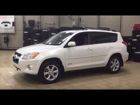 2011 Toyota RAV4 Limited Review