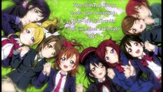 "[Love Live] ""Kitto Seishun ga Kikoeru"" English Cover (M's)"