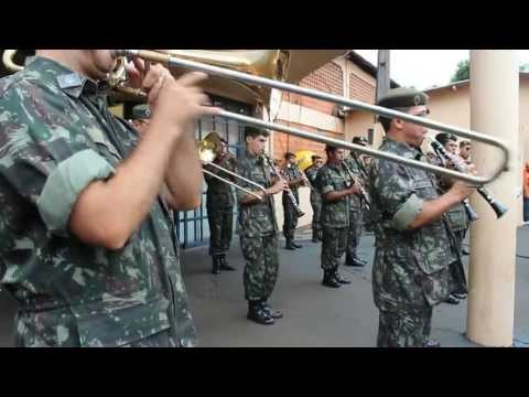 EXERCITO - Gustavo Lima - Balada Boa (Tchê tcherere tchê tchê)