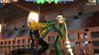 King of Fighters Maximum Impact Regulation A Gameplay PCSX2 R5726 {PS2} {HD 1080p}
