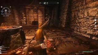 The Elder Scrolls V: Skyrim  Association: EVolution КРОВЬ НА СНЕГУ  НАШЛИ УБИЙЦУ